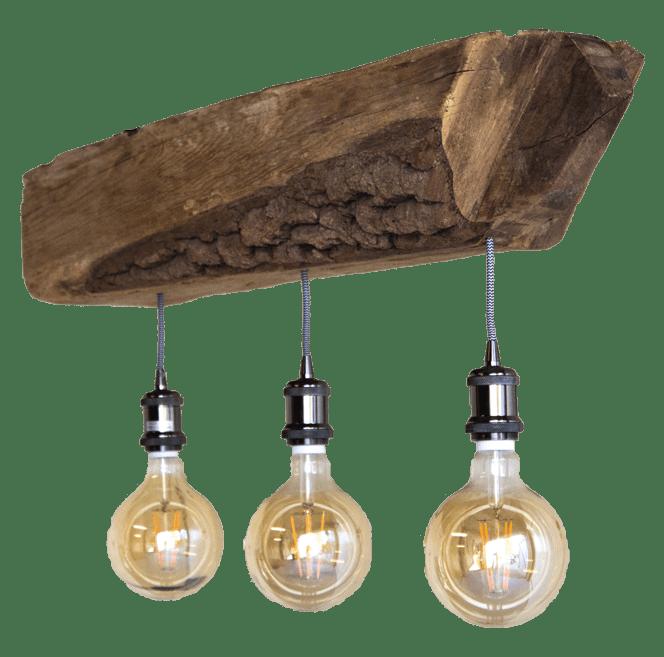 Verbazingwekkend Robuuste Houten Lampen – Stephan van der Plas TQ-35
